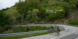 Barcelona tourmalet cycling trip