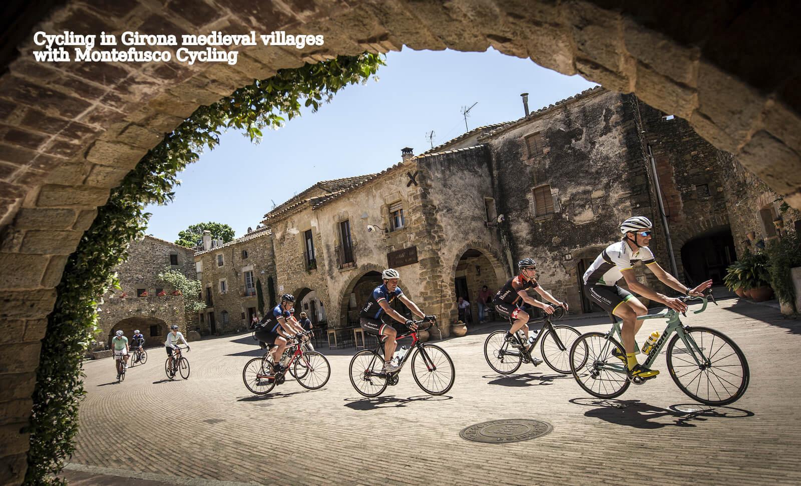 Girona Medieval villages tour