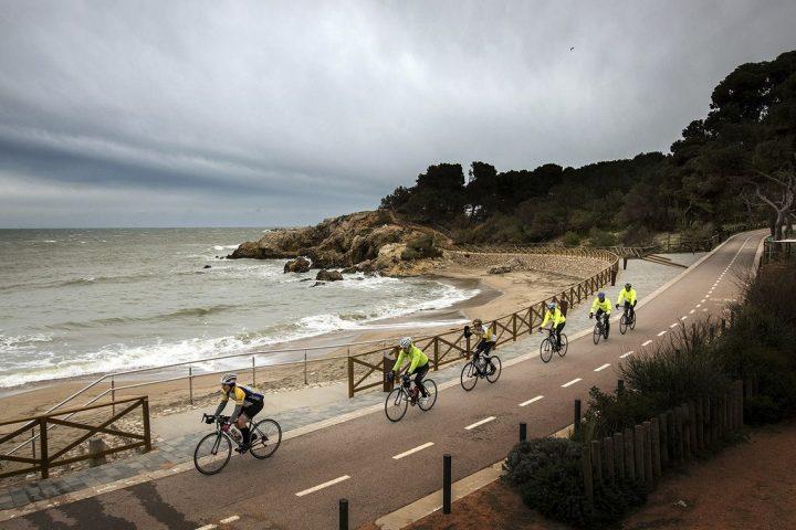 Cycling Tour Barcelona Girona