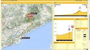 Barcelona Tourmalet 1