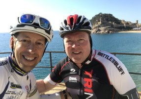 road cycling holidays
