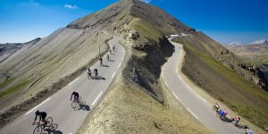 Cycling Alps Bonette