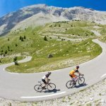Cycling Alps Champs
