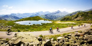 Cycling Alps Coix Fer