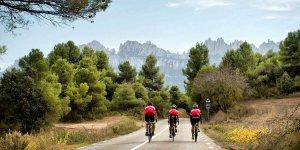The Magic Mountain tour of Montserrat by Road Bike