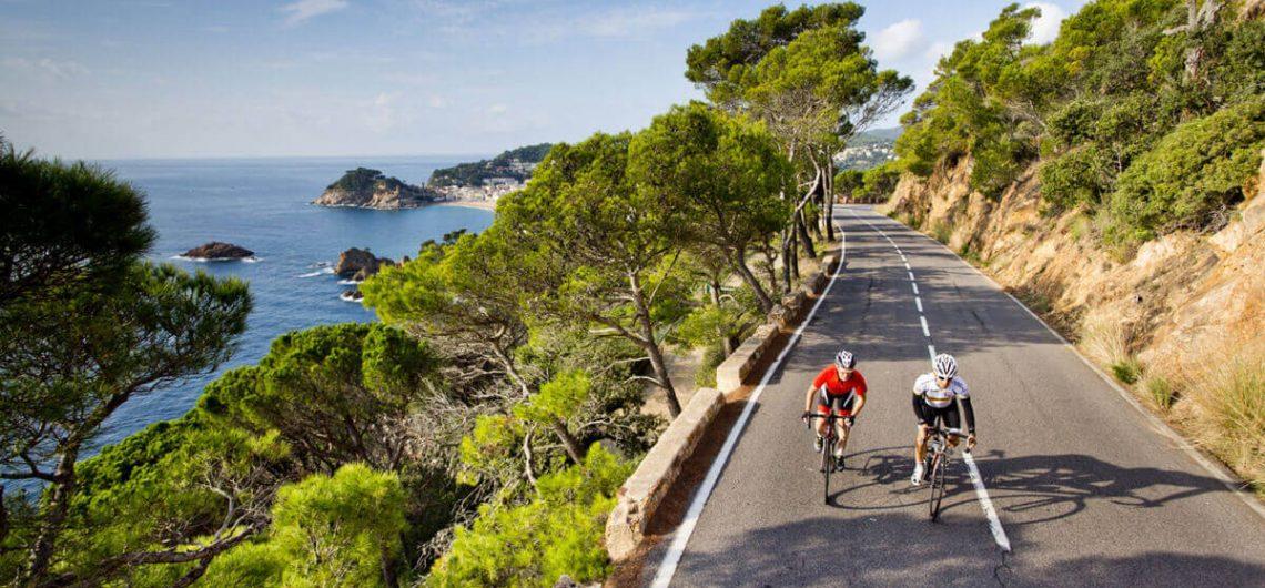tour of Costa Brava by Road Bike