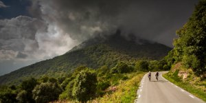Cycling in the Pyrenees