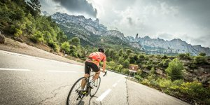 Montserrat by Road Bike