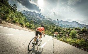 Montserrat by Road Bike