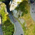 Cycling Alps Montvernier