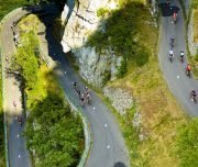 Cycling Alps Montvernier