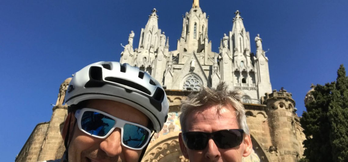 Barcelona roadcycling