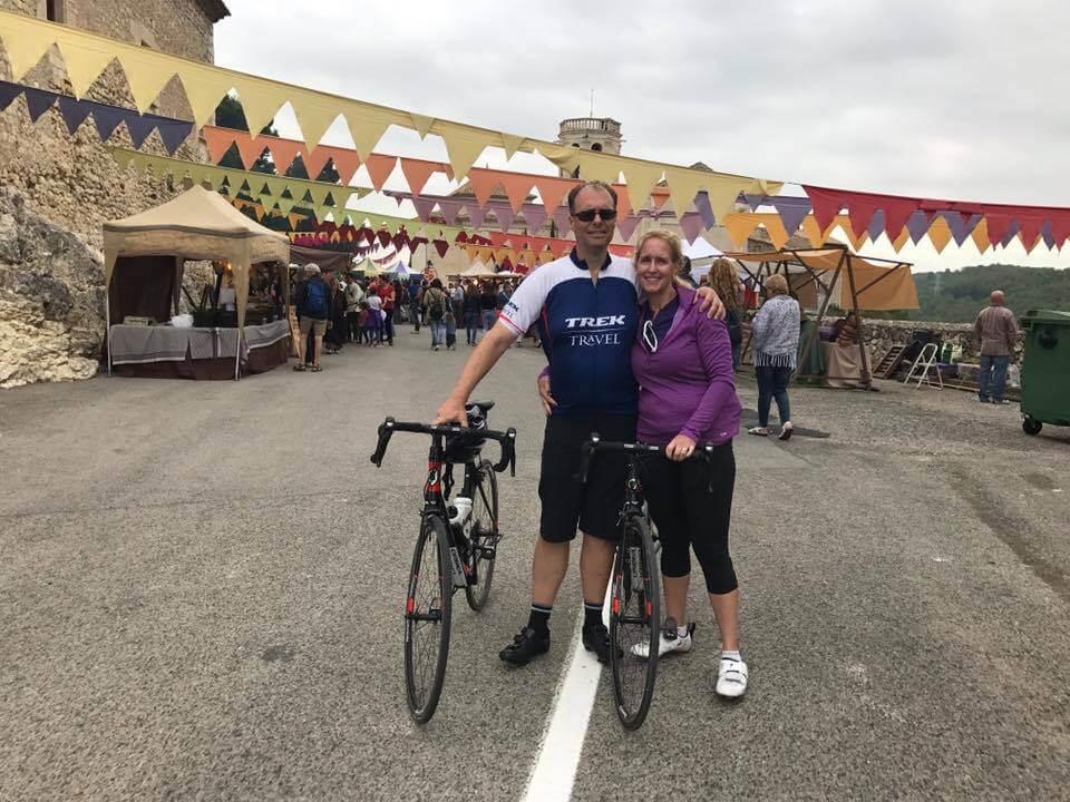Barcelona Montserrat Penedes Montefusco Cycling Barcelona