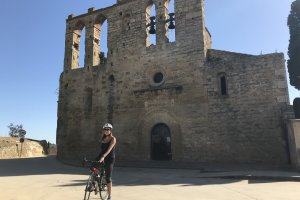 roadcycling medieval villages