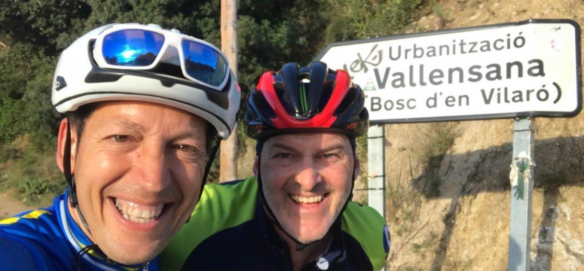 cycling barcelona hills