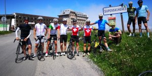 Cycling Superbagneres Pyrenees