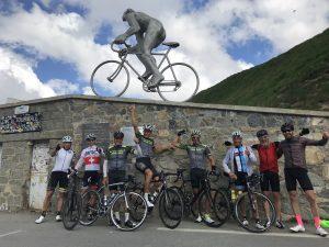 Cycling Col du Tourmalet