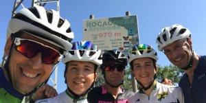 Cycling Girona Rocacorba