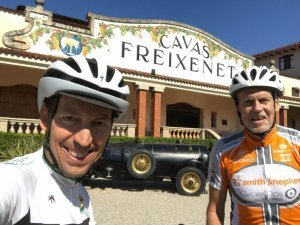 Cycling Penedes