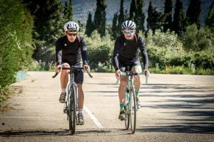 Barcelona Girona gravel ride