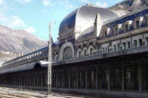 Estación Internacional de Canfranc- Sara Gimeno