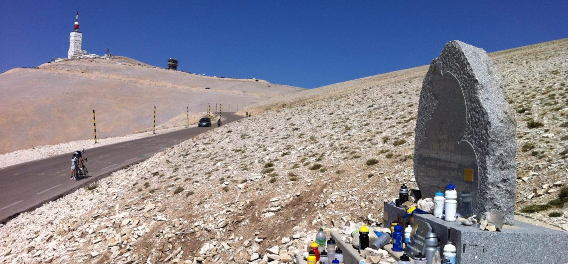 Mont Ventoux Tom Simpson