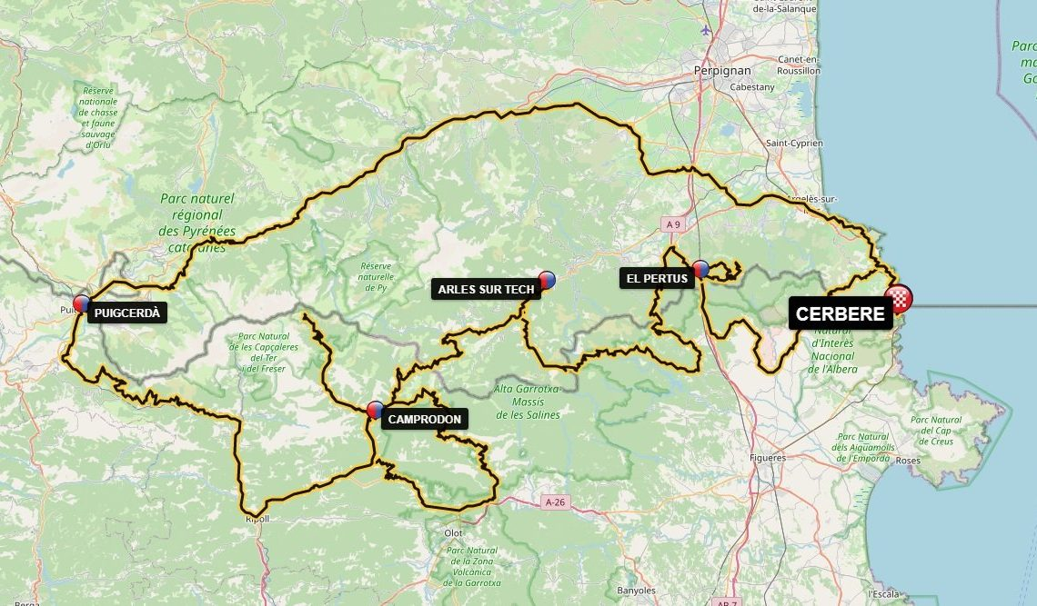 Catalan Pyrenees trip