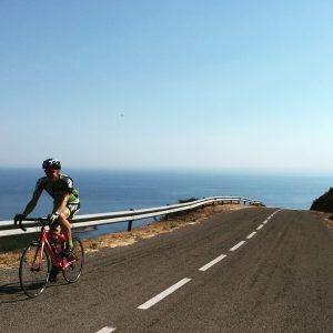 cycling sant pere de rodes